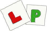 L Plates - driving lessons Suffolk